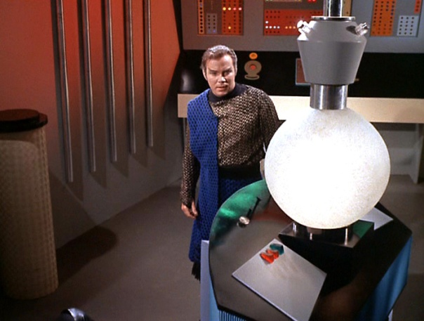 The Romulans' Cloaking Device Produces the Illusion of Transparency